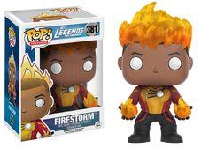 Funko releasing Firestorm pop vinyl from DC's Legend of Tomorrow