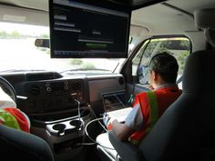 When two ambulances, sirens blaring, get to an intersection at the same time, which one gets to go first? It's a scenario that can result in accidents and add precious seconds to response time. Now Maricopa County, together with federal and state traffic planners, is testing new technology to transmit real-time road information to vehicles. As cars get smarter, so do transportation departments.