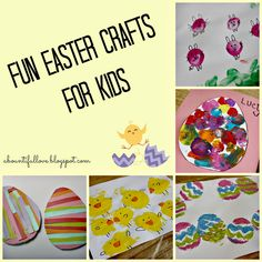 A Bountiful Love: Fun Easter Crafts for Kids