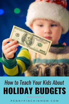 The holidays are just around the corner. While you may not yet be decorating your house or buying gifts, there is one thing you need to do – plan your Christmas budget, and teach your kids about it as you do!