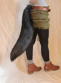 Animal, monster, and creature costumes and accessories Wolf Ears And Tail, Wolf Tail, Fox Ears, Book Costumes, Halloween Costumes, Grease Costumes, Woman Costumes, Couple Costumes, Pirate Costumes