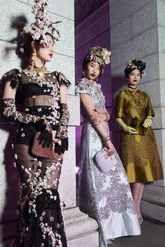 53f27695eb3f61 Dolce & Gabbana Alta Moda Tokyo Italian Fashion, Italian Style, Costume  Makeup, Dolce