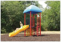 Value Series Outdoor Playground - Ray Jr.