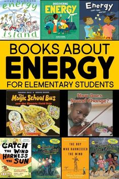 Are you looking for ideas to teach your elementary students about Energy? This is a great list of ideas, demonstrations, and experiments all about energy, including the transfer of energy, kinetic energy, potential energy, as well as the energy of objects, sound energy, light energy, heat energy, and electric currents. Find out more about how to teach energy to your 4th-grade students. Elementary Science Classroom, Primary Science, Kindergarten Science, Middle School Science, Physical Science, Teaching Science, Upper Elementary, Teaching Ideas, Science Resources