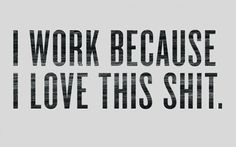 truth. I manage a craft store. Not sure how it could even begin to get better.