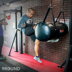 Take your fitness to the NEXT LEVEL with 9Round!