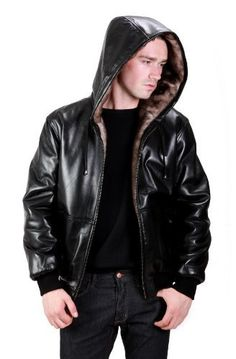 United Face Mens Lambskin Leather Hooded Reversible Jacket, Black, XXXX-Large United Face, http://www.amazon.com/dp/B00818IPVE/ref=cm_sw_r_pi_dp_mCvLrb1MBYY0E