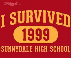 I Survived Sunnydale High