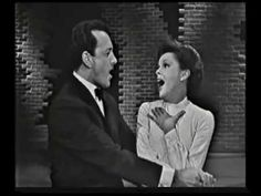 Judy Garland - West Side Story (with Vic Damone) - Takes your breath away!!!