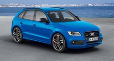 Audi Puts Its Plus Badge On The SQ5 To Make It More Ballistic