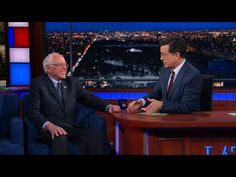 WATCH: Bernie to Colbert—Electing Me Is a 'Twofer,' I'm President and Bill O'Reilly Leaves the Country | Alternet