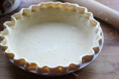 How to Keep Your Pie Crust From Shrinking