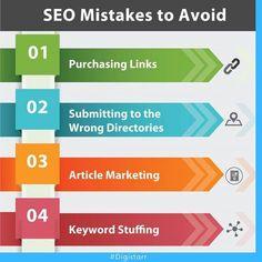 Do you make these SEO mistakes? Visit us at : www.digistarr.com - - #seo #digitalmarketing #digital #socialmediamarketing #digistarr #mumbai #marketing #ecommerce #socialmarketing #social #mobilemarketing #mobile #viral #keyword #site #habits #seomistakes #bestseo #roi #tips