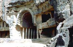 Sanctuaire de Bhaja - Entrée