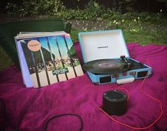minirigs_bristol Thank you for the 📷@lauren_mary_c and @womdubs hope you enjoyed the sunshine ☀ . . . . #regram @lauren_mary_c Sunny weekends in the garden are also for playing vinyls #tameimpala #lonerism #vinyl #crosley #minirig #weekends #gardentime #spring #happy #music Photo credit @womdubs
