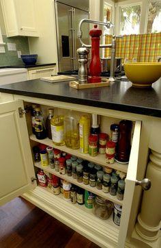 Lieblich 65 Geniale Küche Organisation Tipps Und Lagerung Ideen