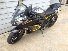 Kawasaki Ninja 300 (ขายดาวน์)