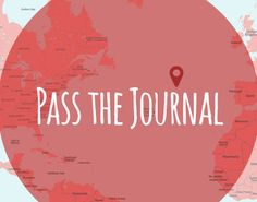 Strathmore Pass the Journal Project