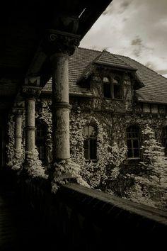 Passing Time....Beelitz Heilstätten, Berlin. Abandoned sanatorium.