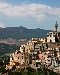 Colledimezzo, Abruzzo. The decline of Abruzzo's agricultural economy in the first half of the 20th century inadvertently saved parts of Abruzzo from modern development, so today the region has some of Italy's best-preserved medieval and Renaissance hill towns.