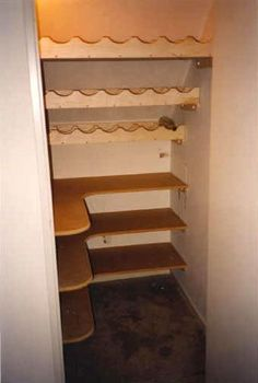 Love This Under The Stairs Closet Storage Solution