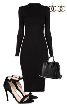 """Classy"" by rihabarsalan on Polyvore featuring moda, STELLA McCARTNEY y Chanel"