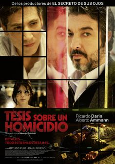 [VOIR-FILM]] Regarder Gratuitement Thesis on a Homicide VFHD - Full Film. Thesis on a Homicide Film complet vf, Thesis on a Homicide Streaming Complet vostfr, Thesis on a Homicide Film en entier Français Streaming VF Movies 2019, Hd Movies, Movies Online, Movies And Tv Shows, Movie Tv, The Doctor, Ricardo Darin, Local Movies, Criminal Law