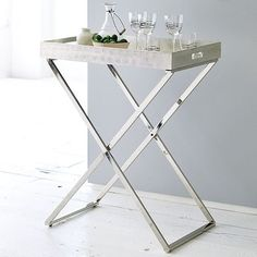 Dot Side Table | west elm - contemporary - side tables and accent tables - West Elm