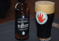 "Left Hand Brewing wages a trademark battle for the word ""Nitro"" - Cafe Society"