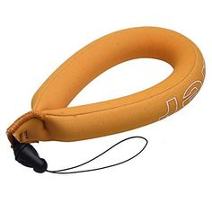 Mudder Waterproof Camera Float Foam Floating Camera Wrist Strap for Underwater GoPro, Panasonic Lumix, Nikon COOLPIX S33 and Other Cameras (Orange) - http://camera-photos.wegetmore.com/mudder-waterproof-camera-float-foam-floating-camera-wrist-strap-for-underwater-gopro-panasonic-lumix-nikon-coolpix-s33-and-other-cameras-orange/