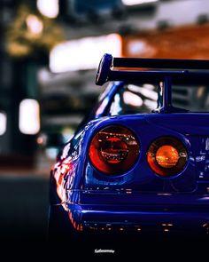 Nissan Skyline GT-R [R34]