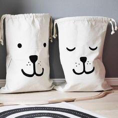 Eco-Friendly Kids Storage Bag
