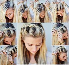 MENTŐÖTLET - kreáció, újrahasznosítás: haj