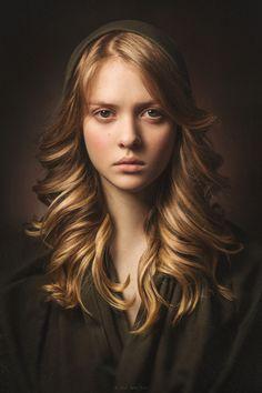 """PHOTOGRAPHER: Paul Apalkin ~ """"Portrait"""""""