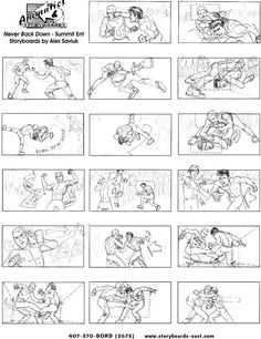 The PainterS Storyboards By Theballoonman On Deviantart  Cgr