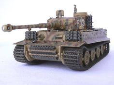 PzKpfw. VI Ausf. E von Christian Seethaler (1:35 Cyber Hobby)