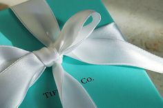 present from Tiffany & Co
