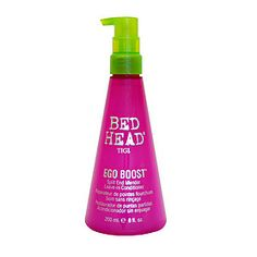 Bed Head Ego Booster:  Cure those nasty split ends with this great product! Adds strength to hair and enhances shine!