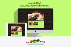 Go and get a recipe now Green Chef, Green Cleaning, Live In The Now, Healthy Lifestyle, About Me Blog, Product Launch, Website, Check, Bodybuilding