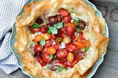 Kjempegod tomatterte