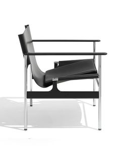 Knoll reintroduces the Pollock Arm Chair, a modern classic for the home - 'Give them something that never goes out of style; it never wears out' @knolldesign