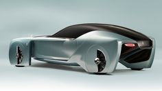 The Rolls-Royce Vision Next 100 Makes North American Debut in California | Automobiles