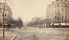 Avenue des Gobelins, Paris Ve. Old Paris, Vintage Paris, Arrondissement, Paris Photos, Old City, City Photo, To Go, Street View, Belle Epoque