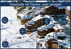 Skiweekend Val Thorens | Skien in Frankrijk