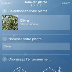 La possibilité d'associer une seconde plante au #flower #power de @parrot_official et vraiment interessante! Pour surveiller plusieurs plante ou arbustes dans mon cas! Top! #domotique #iot #garden #automation #flowerpower #plant #monitor #gardening #connect
