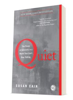 """Susan Cain Spills The Inspiration Behind """"Quiet"""" & How She's Changing The Landscape For Introverts"""