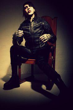 Mr. Manson <3