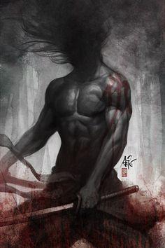 Samurai Spirit - Vengeance by `Artgerm on deviantART