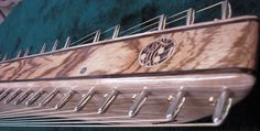Waynie Psaltery Ultimate - played on the side rather than the top, this psaltery is lighter and smaller than a standard psaltery.