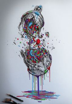 Various works - PEZ Artwork Graffiti Tattoo, Graffiti Artwork, Graffiti Drawing, Graffiti Lettering, Art Drawings, Graffiti Wallpaper, Graffiti Artists, Banksy, Art And Illustration
